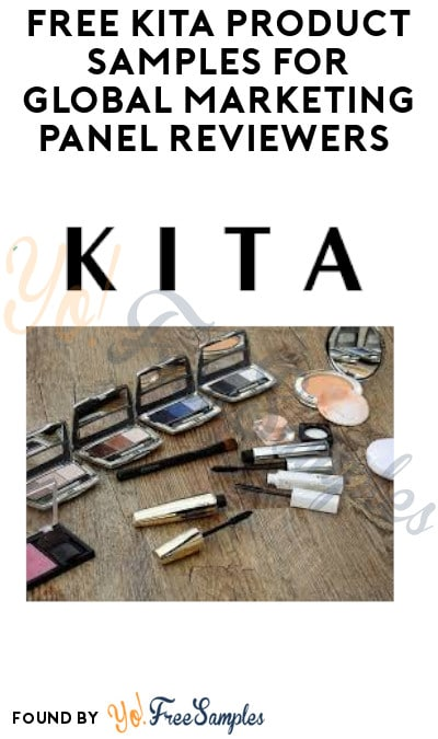 FREE Kita Product Samples for Global Marketing Panel Reviewers (Must Apply)