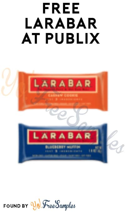 FREE Larabar at Publix (Account Required)