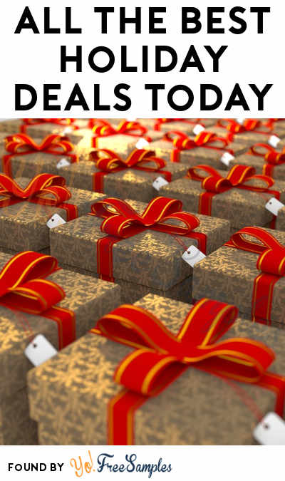 All The Best Holiday Deals Right Now – Updated 10/20/2020