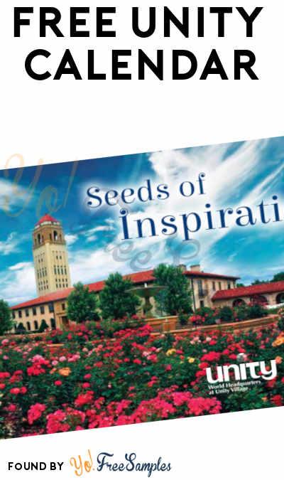 FREE Unity 2021 Calendar