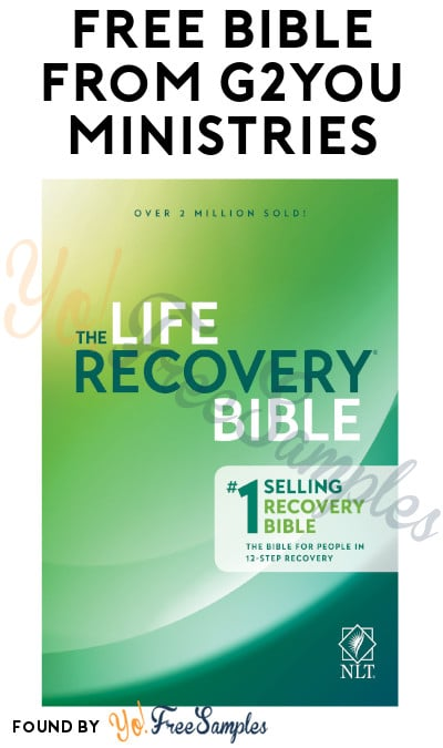 FREE Bible from G2You Ministries