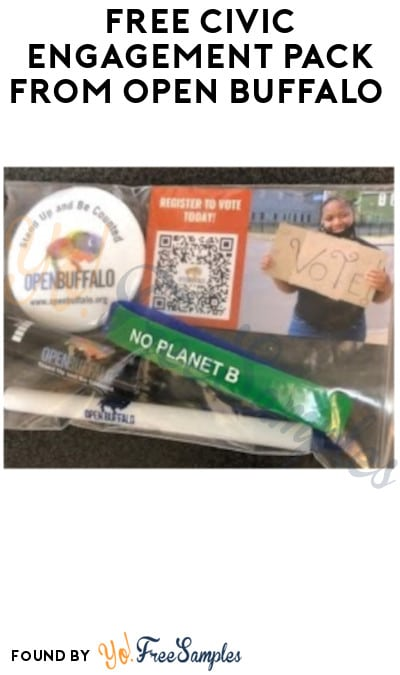 FREE Civic Engagement Pack from Open Buffalo