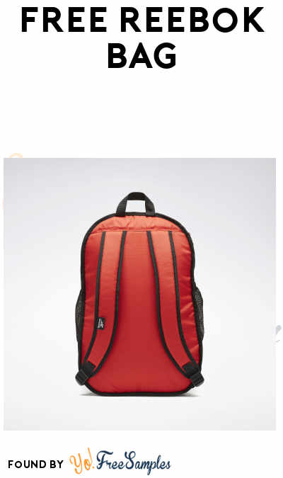 FREE Reebok Bag
