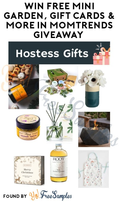 Win FREE Mini Garden, Gift Cards & More in Momtrends Giveaway