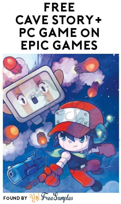 FREE Cave Story+ PC Game on Epic Games (Account Required)