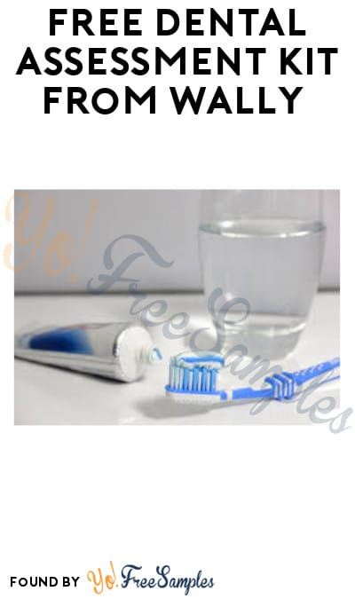 FREE Dental Assessment Kit from Wally