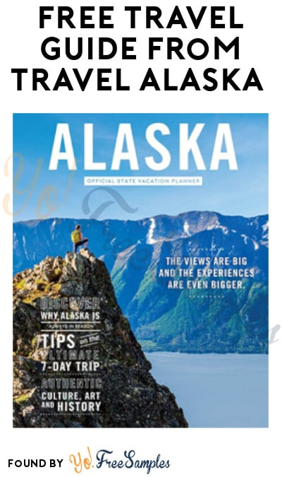 FREE Travel Guide from Travel Alaska