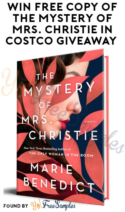 Win FREE Copy of The Mystery of Mrs. Christie in Costco Giveaway
