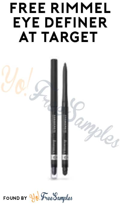 FREE Rimmel Eye Definer at Target (Coupon & Clearance Required)