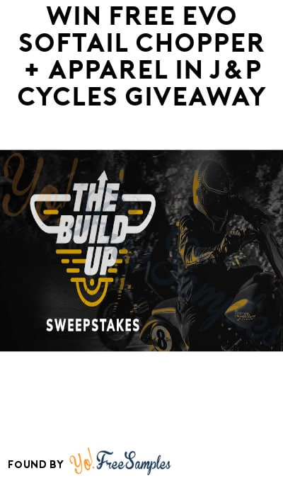 Win FREE Evo Softail Chopper + Apparel in J&P Cycles Giveaway