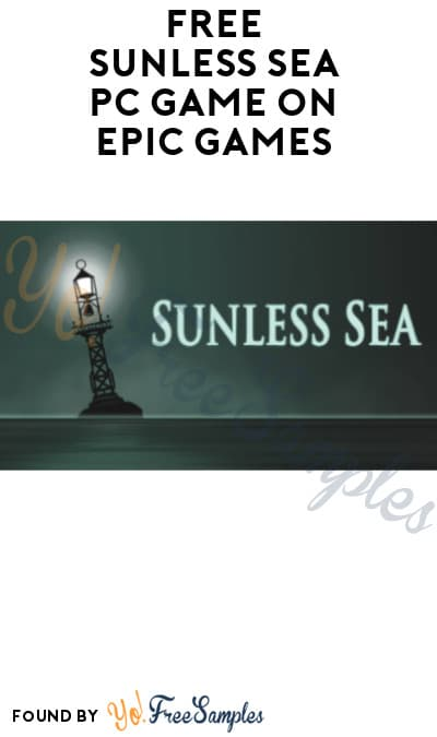 FREE Sunless Sea PC Game on Epic Games (Account Required)