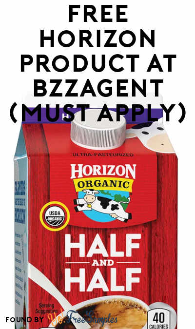 FREE Horizon Organic Product At BzzAgent (Must Apply)