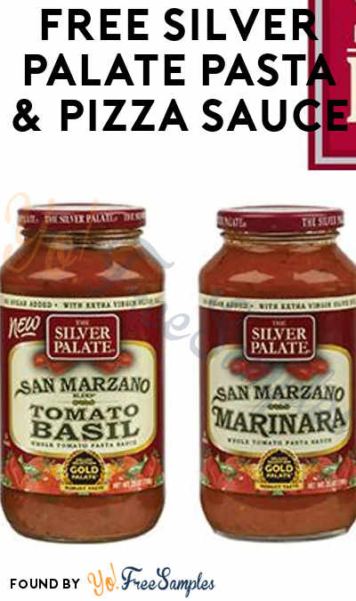 FREE Silver Palate Pasta & Pizza Sauce From Dr. Oz At 12PM EST / 11AM CST / 9AM PST On February 25th 2021