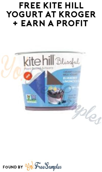 FREE Kite Hill Yogurt at Kroger + Earn A Profit (Account/ Coupon & Ibotta Required)
