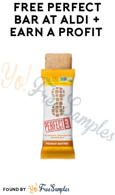 FREE Perfect Bar at Aldi + Earn A Profit (Ibotta Required)