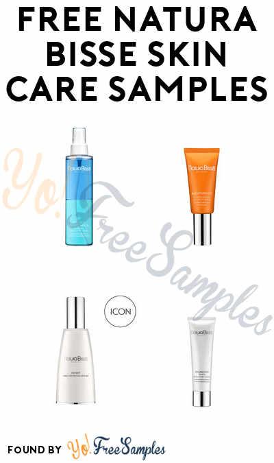 FREE Natura Bissé Skin Care Samples