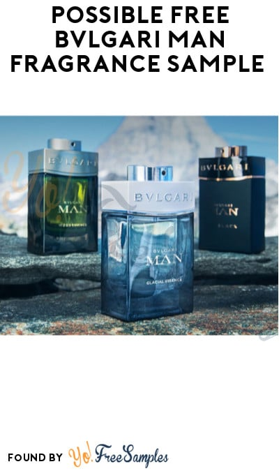 Possible FREE Bvlgari Man Fragrance Sample (Facebook Required)