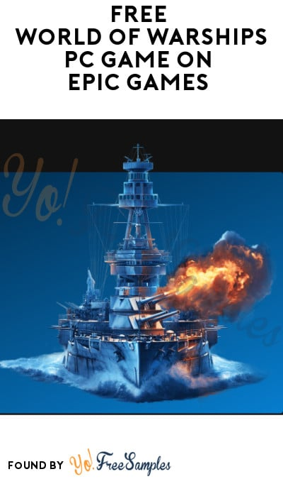 FREE World of Warships PC Game on Epic Games (Account Required)
