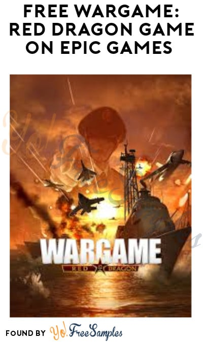 FREE Wargame: Red Dragon Game on Epic Games (Account Required)