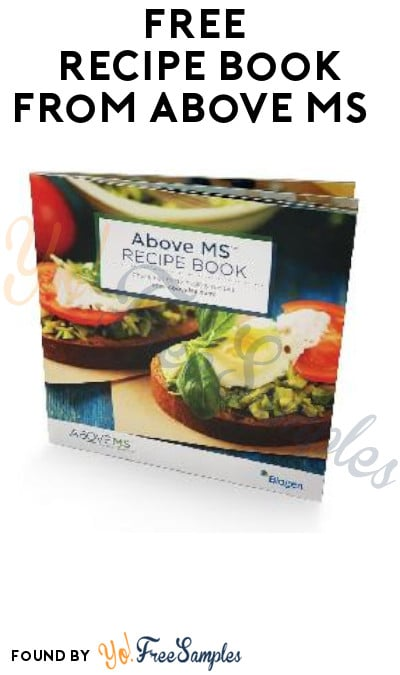 FREE Recipe Book from Above MS