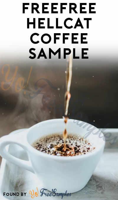 FREE Hellcat Coffee Sample