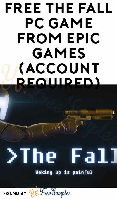 FREE The Fall PC Game From Epic Games (Account Required)