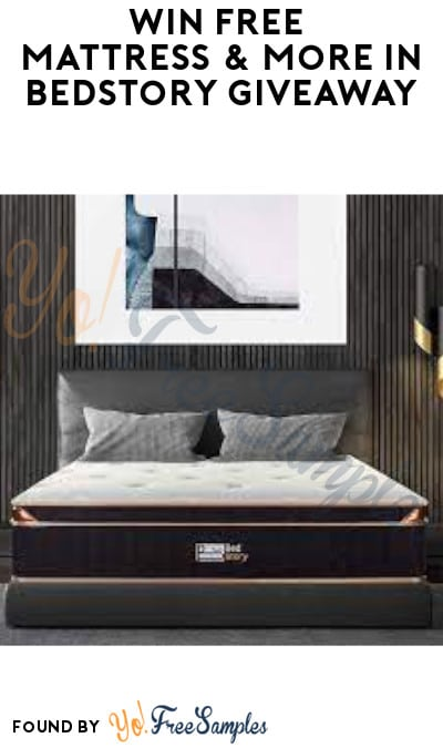 Win FREE Mattress & More in BedStory Giveaway