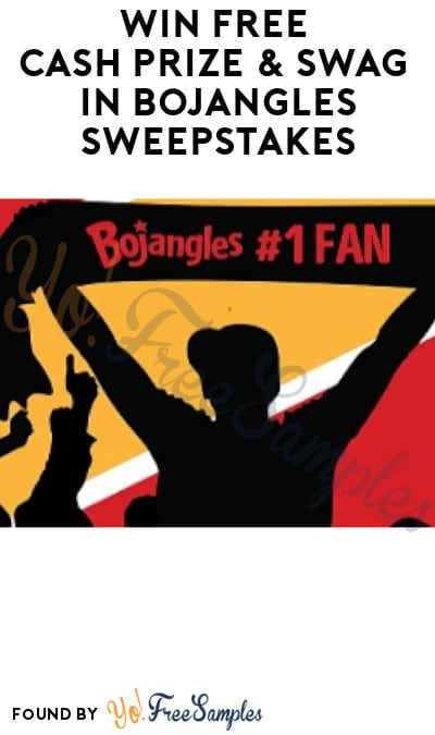 Win FREE Cash Prize & Swag in Bojangles Giveaway (Photo or Video Required)
