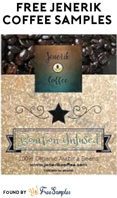 FREE Jenerik Coffee Samples