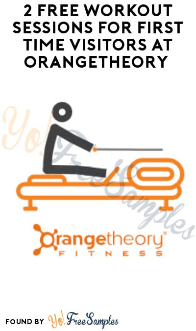 2 FREE Workout Sessions for First Time Visitors at Orangetheory (Credit Card Required)