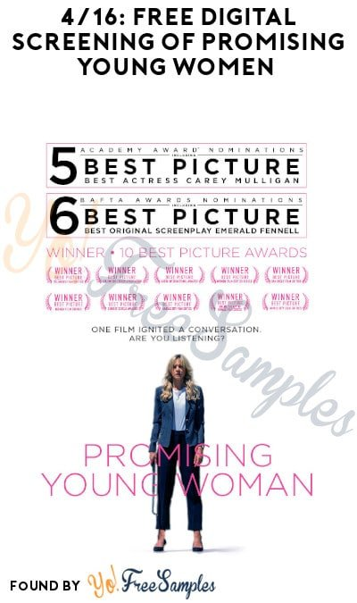 FREE Digital Screening of Promising Young Women on Splash