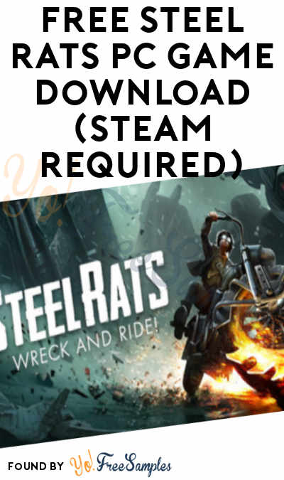 FREE Steel Rats PC Game Download (Steam Required)