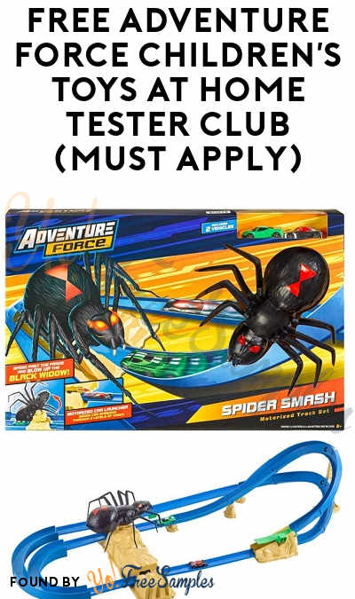 FREE Adventure Force Children's Toys At Home Tester Club (Must Apply)