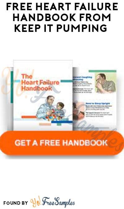 FREE Heart Failure Handbook from Keep it Pumping