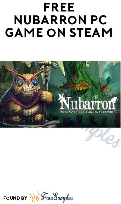 FREE Nubarron PC Game on Steam (Account Required)