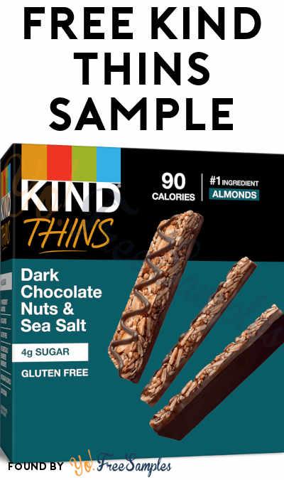FREE KIND Thins Sample