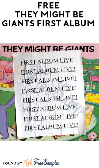 FREE They Might Be Giants First Album