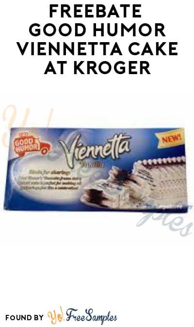 FREEBATE Good Humor Viennetta Cake at Kroger (Fetch Rewards Required)