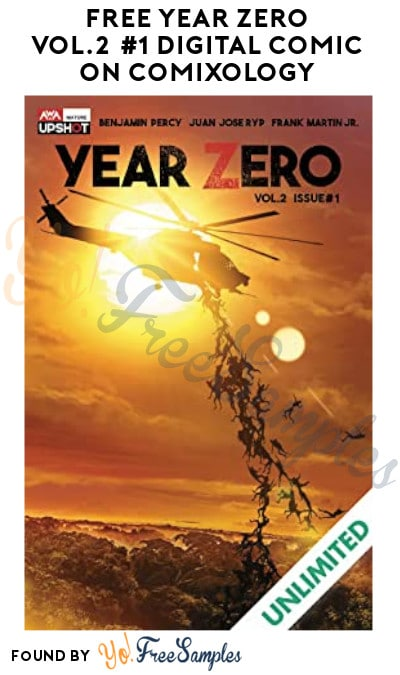 FREE Year Zero Vol.2 #1 Digital Comic on ComiXology with AWA Studios Email Subscription