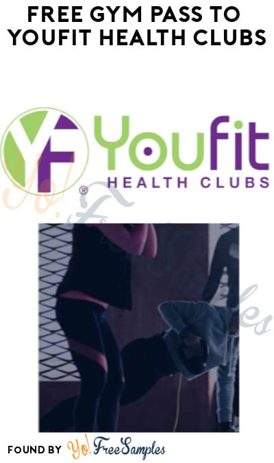 FREE Gym Pass to YouFit Health Clubs