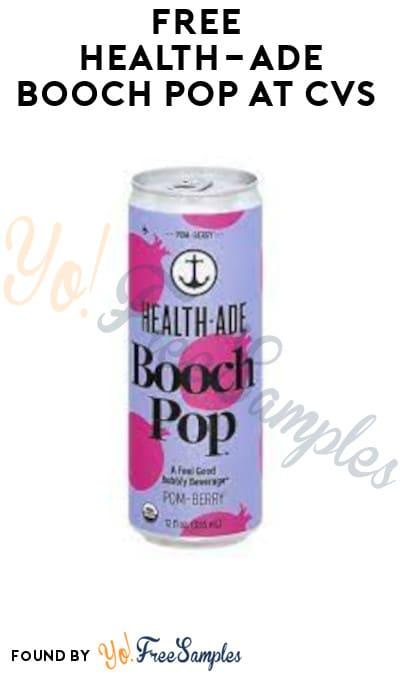 FREE Health-Ade Booch POP at CVS (Ibotta Required)