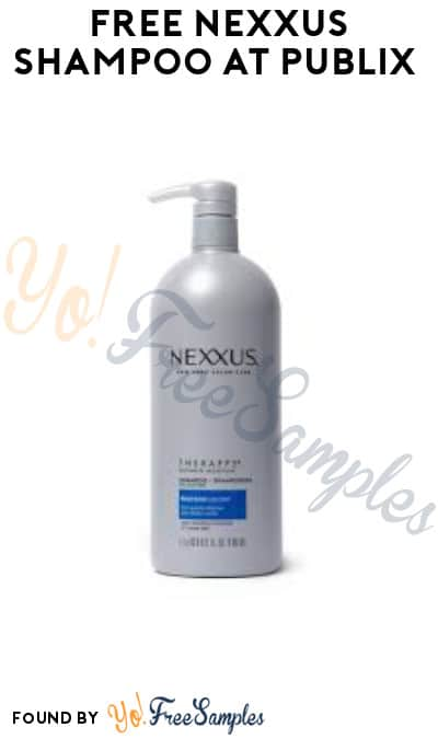 FREE Nexxus Shampoo at Publix (Coupon Required)