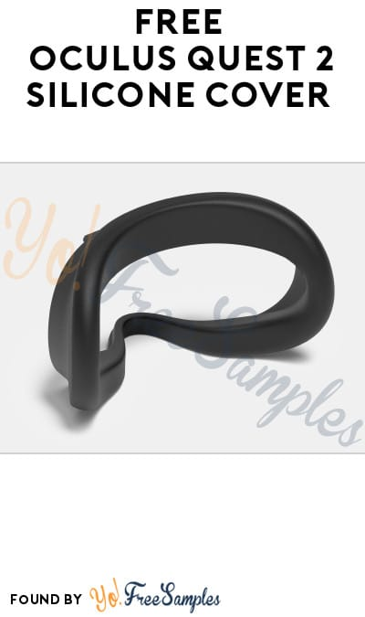 FREE Oculus Quest 2 Silicone Cover Due to Voluntary Recall (Registered Device Required)