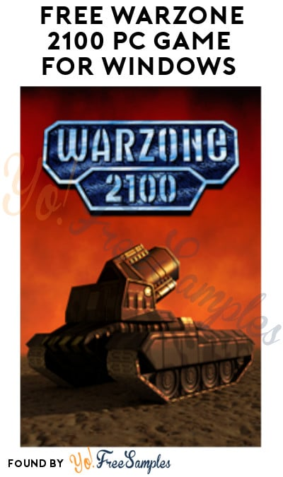 FREE Warzone 2100 PC Game for Windows (Microsoft Account Required)