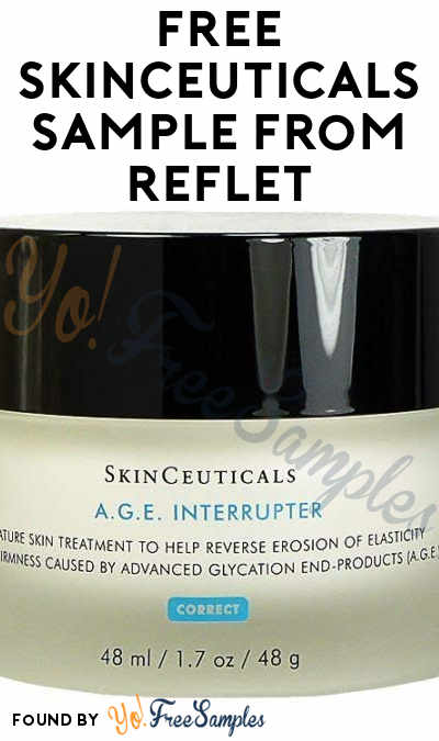 FREE SkinCeuticals Sample From Reflet