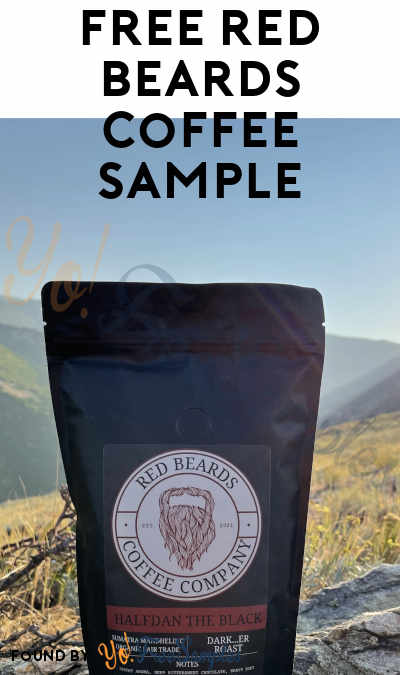 FREE Red Beards Coffee Sample