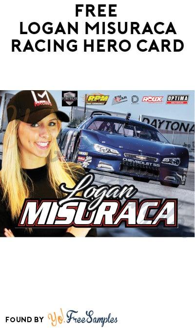 FREE Logan Misuraca Racing Hero Card