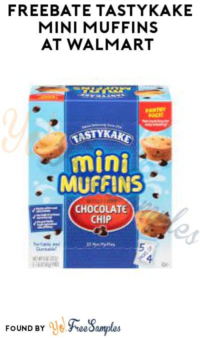 FREEBATE Tastykake Mini Muffins at Walmart (Ibotta Required)