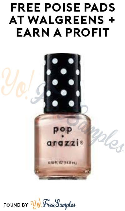 Possible FREE Pop-arazzi Nail Polish or Nail Care at CVS (Account/App Required)