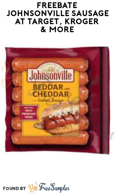 FREEBATE Johnsonville Sausage at Target, Kroger & More (Ibotta Required)